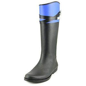 Black & Blue Tommy Hilfiger Coree Rain Boots
